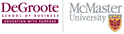 DeGroote School of Business at McMaster University